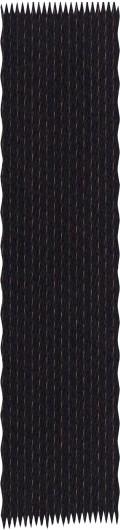 ΑΝΟΙΞΗ ΚΑΛΟΚΑΙΡΙ - 628 - Σκούρο γκρί με κάθετες λευκές ρίγες